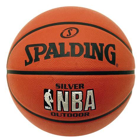 spalding nba silver outdoor basketball sweatbandcom