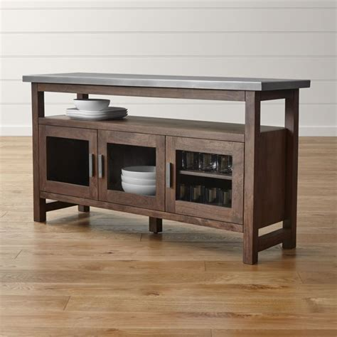 Sideboard Desk by Galvin Sideboard Crate And Barrel
