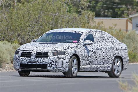 2018 Volkswagen Jetta Spied Testing » AutoGuide.com News