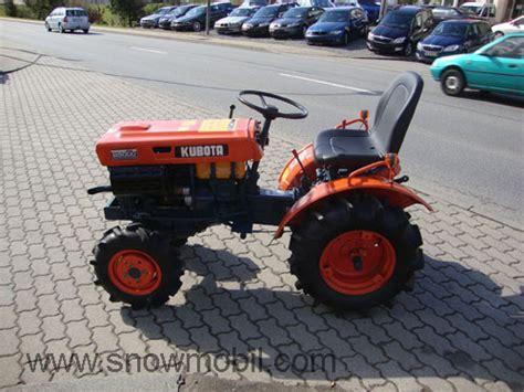 kleintraktoren gebraucht ebay kleintraktor allrad traktor kubota b5000 neu lackiert 252 berholt klein schlepper ebay