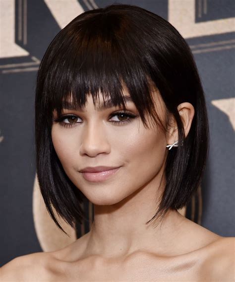 Images Of Black Hairstyles With Bangs by Hairstyles With Bangs To Try This Instyle