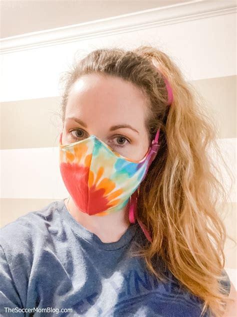 homemade face mask    shirt