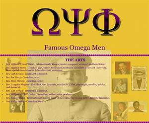 Theta Delta Delta Chapter Of Omega Psi Phi Fraternity Inc