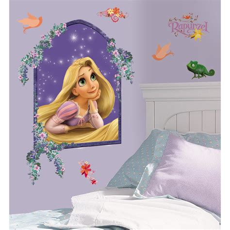 decoration chambre raiponce disney princesse 1 maxi sticker 55 cm de raiponce 13