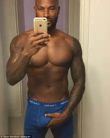 tyson beckford shares instagram and complains about not
