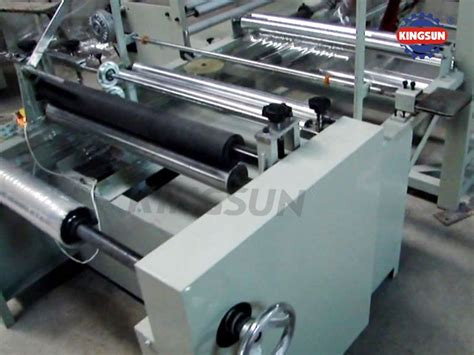 zb series edge folding  rolling machine supplier kingsun