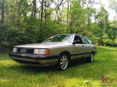 Randy S 1991 200 20v Avant Seeking Em Motorgeek Com Audi