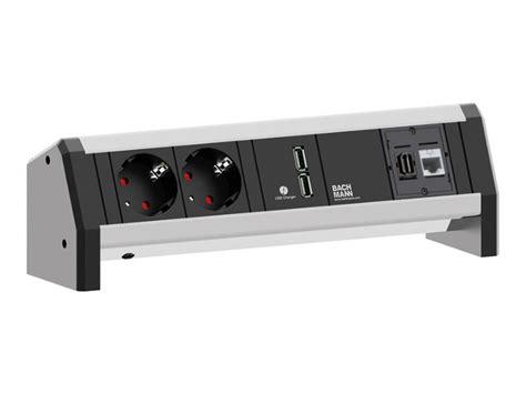 charger 2 output 1 bachmann desk 1 2x power socket 1x usb charger 1x hdmi 1x