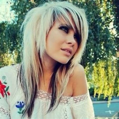 cool ways  rock scene emo hairstyles  girls