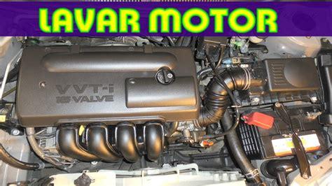 El Motor by Como Lavar El Motor Auto De Forma Segura