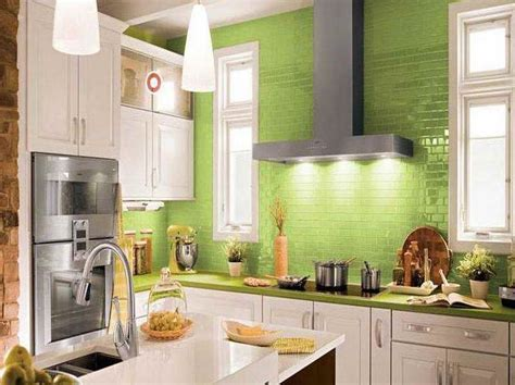 kitchen green paint colors for kitchen with green tiles
