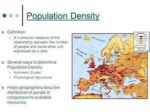 Chapter 3 Population. - ppt video online download