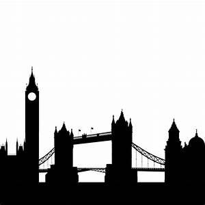 London Skyline Schwarz Weiß : skyline london ~ Watch28wear.com Haus und Dekorationen
