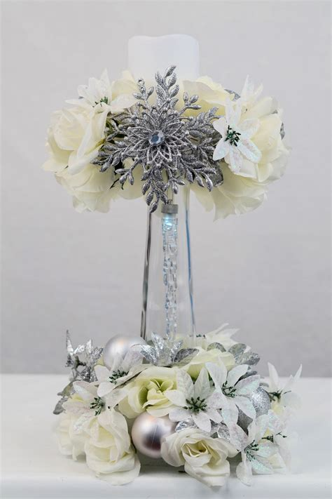 Elegant Dollar Tree Wedding Centerpiece Perfect For A