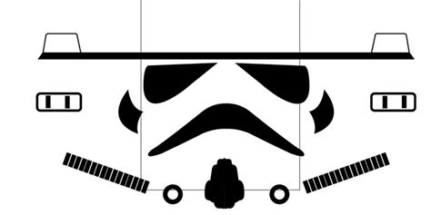 star wars template cake stormtrooper template cakes cupcakes pinterest