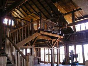Ozark Timber Frame Past Projects