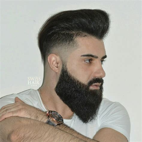 some new hair style new hairstyle with beard 2017 hairstyles