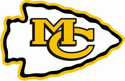 Mcminn County Tn Central Football Cherokees Cherokee