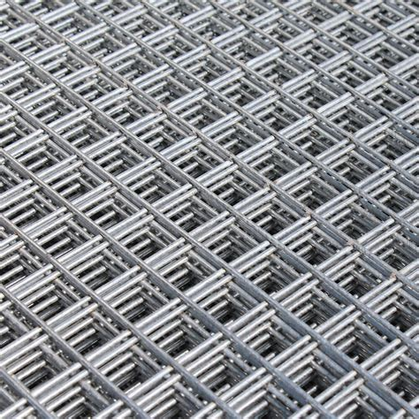 welded wire mesh panel 8 x 4 ft galvanised steel sheet 1