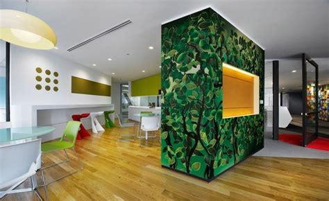 vibrant sherwin williams office interior design