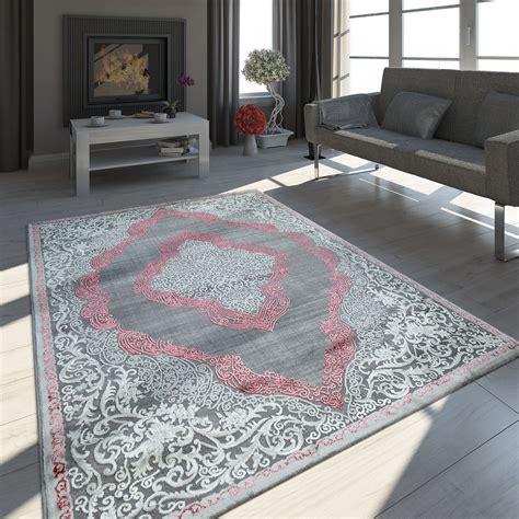 Teppich Orient Modern by Orient Teppich Ornamente Rosa Teppich De