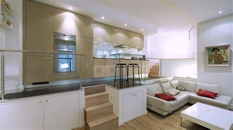 salon cuisine americaine comment meubler votre cuisine semi ouverte