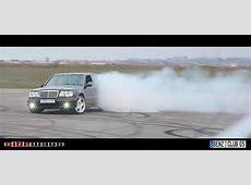 Burnout Mercedes Benz CLS55 AMG, CLS63 AMG, C43 AMG