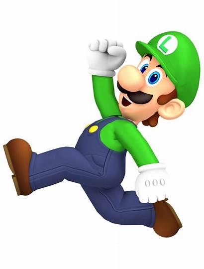 Luigi Dario Jumping Nintega Jump Odyssey Render