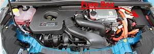 Fuse Box Diagram Ford C  Energi  2012