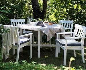 Gartenmöbel Weiss Ikea : ikea gartenm bel ngs bild 2 living at home ~ Markanthonyermac.com Haus und Dekorationen