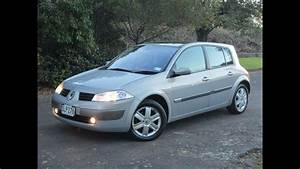 2003 Renault Megane Ii Nz New Hatchback  1 Reserve     Cash4cars Cash4cars     Sold