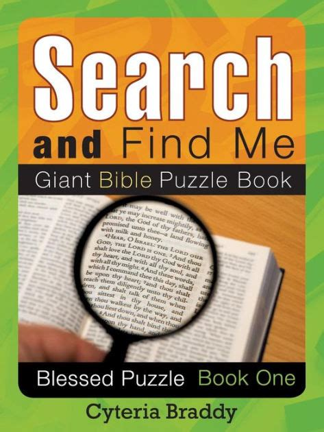 barnes and noble book finder search and find me bible puzzle book by cyteria