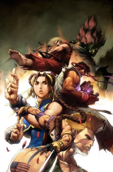 17 Best Images About Street Fighter On Pinterest Street