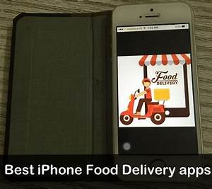 Best Food Delivery app for iPhone, Apple Watch