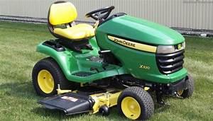 2008 John Deere X320 - Lawn  U0026 Garden Tractors
