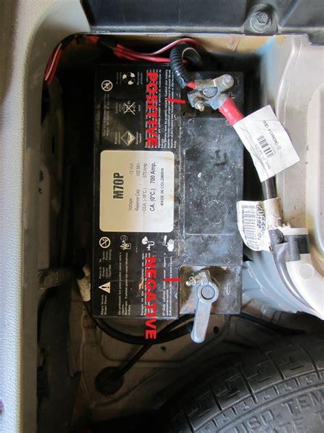 Volvo S80 Battery by Volvo V40 Batterie Auto Bild Idee