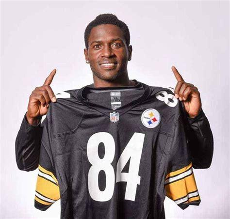 Pittsburgh Steelers Antonio Brown Jerseys | Steelers Pro ...