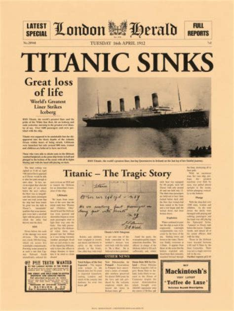 what year did the titanic sink a common sense look at the most popular titanic conspiracy