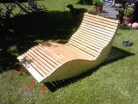 liegestuhl selber bauen relax liege f 252 r 2 personen bauanleitung zum selber bauen selber machen gartenideen