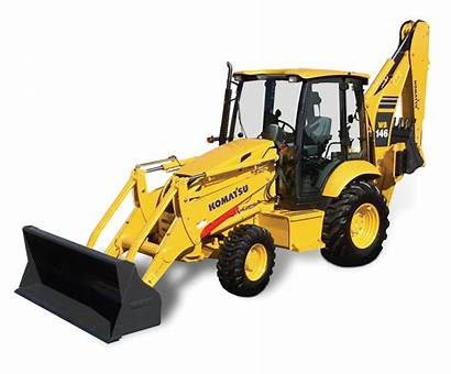 Backhoe Clipart Clip Cliparts Equipment Machinery Heavy