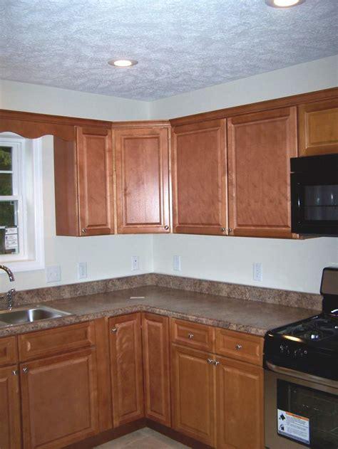 Spice Maple Kitchen & Bathroom Cabinet Gallery