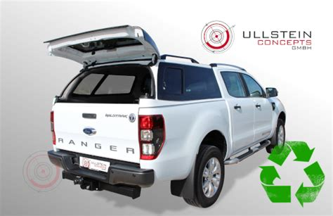 hardtop ford ranger hardtop for the ford ranger 2012 2016 made of steel or abs ullstein concepts gmbh