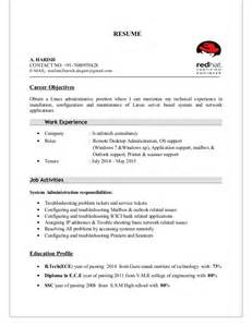 citrix administrator resume ebook database