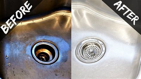 How To Clean Your Kitchen Sink & Disposal Naturally With