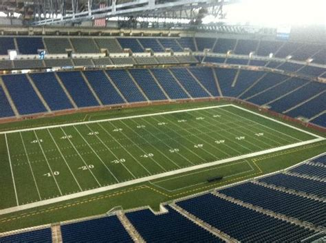 Ford Field Parking Deck Detroit Mi 48226 by Pre Field Passes Picture Of Ford Field Detroit