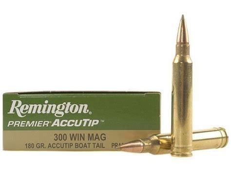 Remington Premier Ammo 300 Winchester Mag 180 Grain