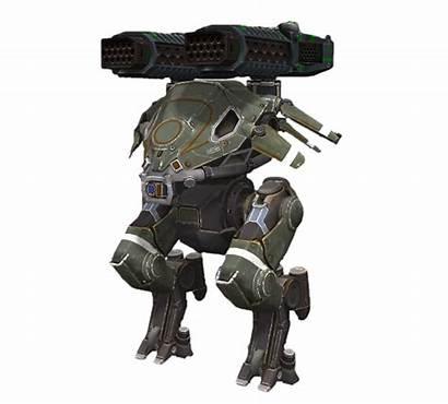 Carnage Robots War Walking Warrobots Fandom Wiki