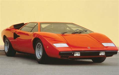 Lamborghini Countach Lp400 (1974-1977)