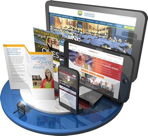 mobile marketing websites crescendo interactive planned giving marketing solutions