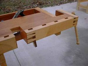 Why Do Woodworking Benches Have Holes